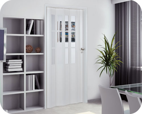Lucent Doors in White Color