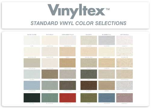 Vinyltex Standard Vinyl Color Selections & Panelfold® -folding doors acoustical folding partitions operable ...