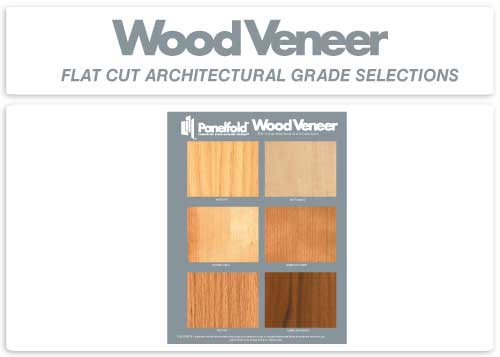 Genuine Wood Veneers
